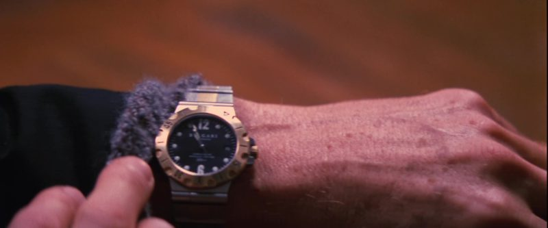 Bulgari Watch Worn by Jon Voight in Mission: Impossible (1996) - Movie Product Placement
