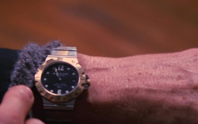 Bvlgari Watch Worn by Jon Voight in Mission Impossible