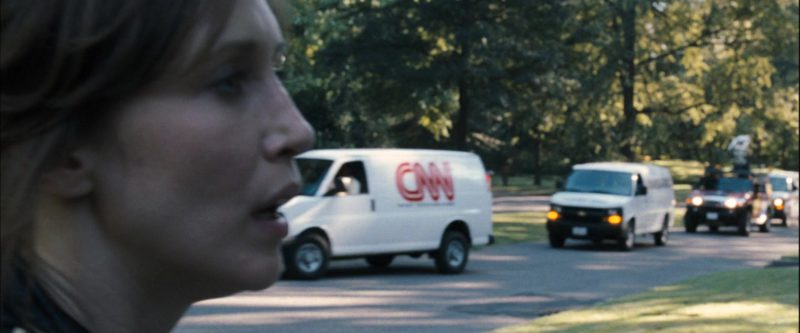 CNN in Nothing But the Truth (2008) Movie Product Placement