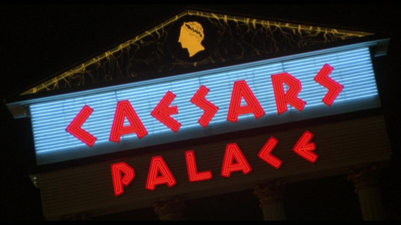 Caesars Palace Las Vegas Hotel & Casino in Rocky 5 (1990) - Movie Product Placement