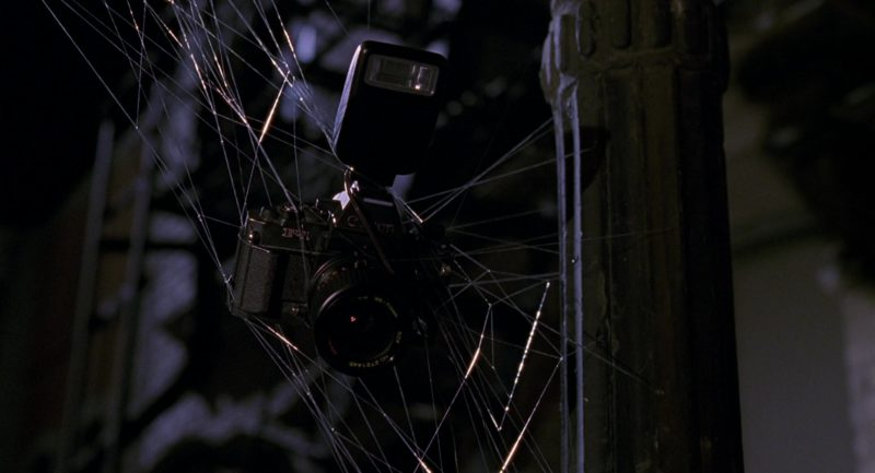Canon Camera in Spider-Man (2002) Movie Product Placement