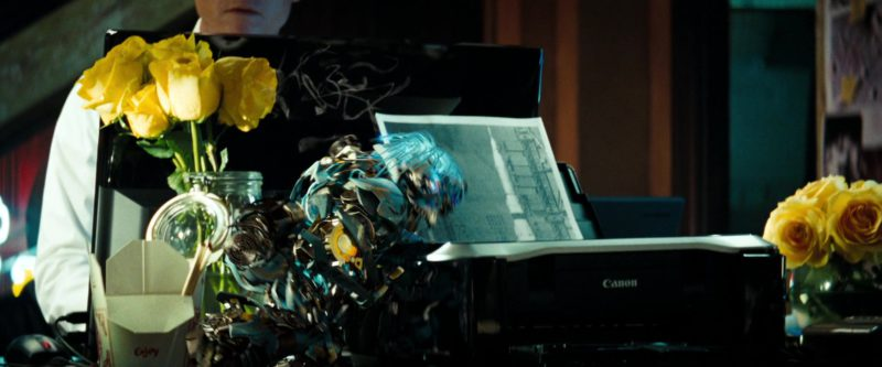 Canon Printers in Transformers: Dark of the Moon (2011) - Movie Product Placement