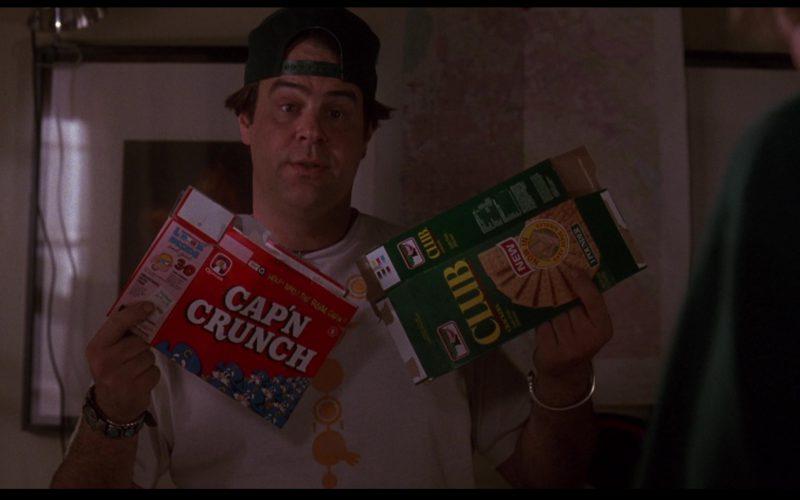 Cap'n Crunch and Club Crackers in Sneakers (1)