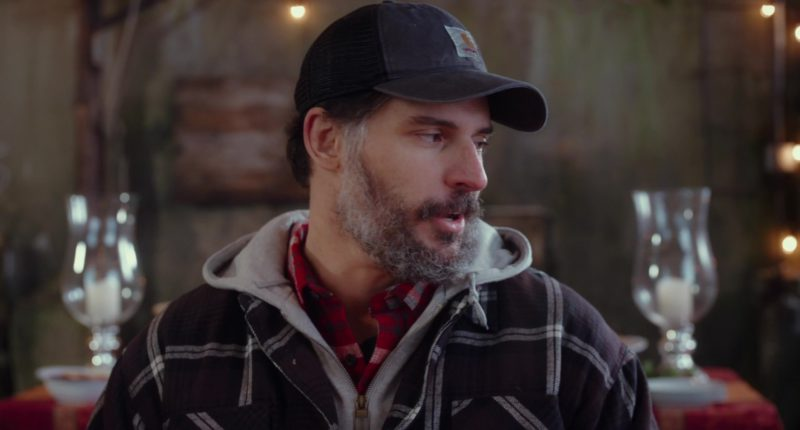 Carhartt Caps Worn by Joe Manganiello in Drunk Parents (2018) Movie Product Placement