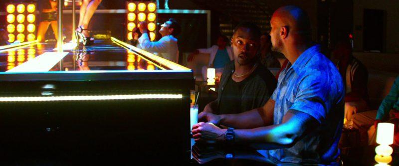 Casio G-SHOCK G-9052 Wrist Watch Worn by Dwayne Johnson in Pain & Gain (2013) Movie Product Placement