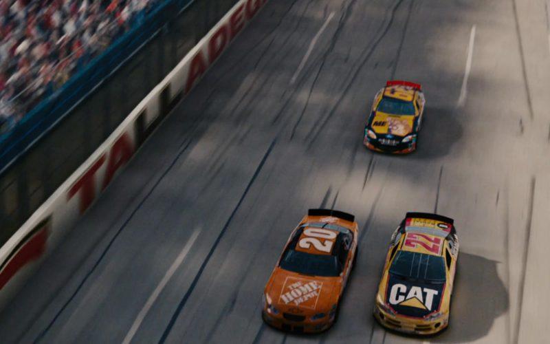 Caterpillar x Dodge Car and Home Depot x Chevrolet Car (3)