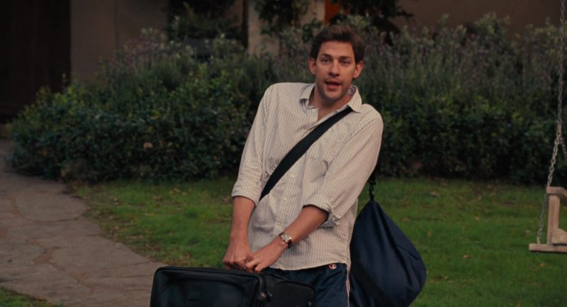 Champion Shorts Worn by John Krasinski in It's Complicated (2009) Movie Product Placement