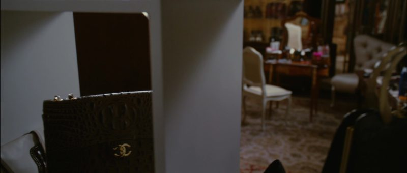 Chanel Handbag in Temptation: Confessions of a Marriage Counselor (2013) Movie Product Placement