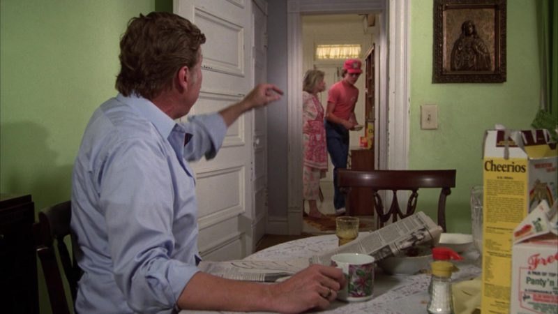 Cheerios Cereal in Caddyshack (1980) Movie Product Placement