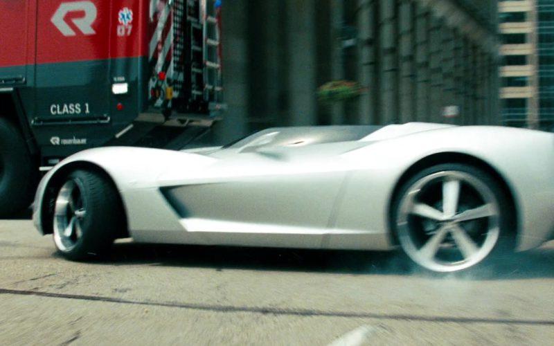 Chevrolet Corvette Stingray Speedster Concept in Transformers (4)