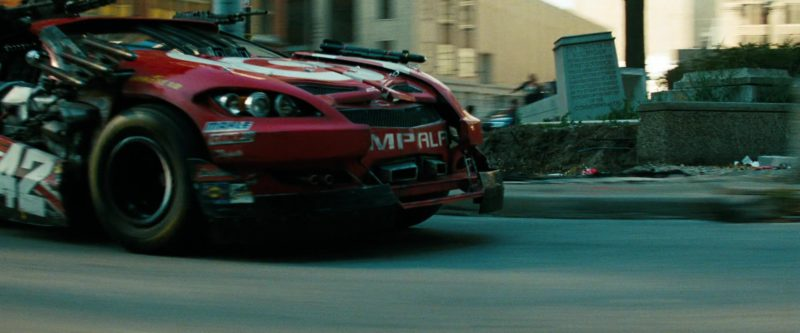 Chevrolet Impala SS NASCAR in Transformers: Dark of the Moon (2011) - Movie Product Placement