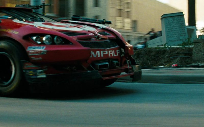 Chevrolet Impala SS NASCAR in Transformers (1)