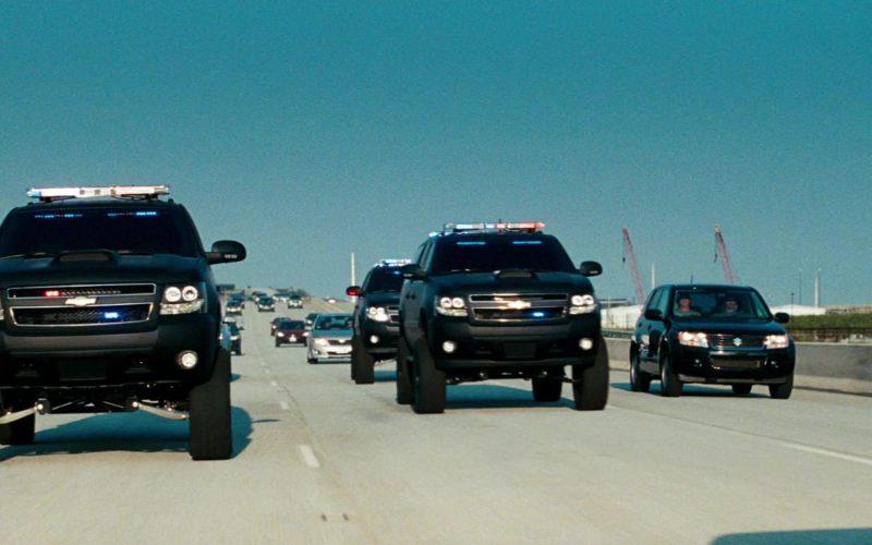 Chevrolet Suburban in Transformers (1)