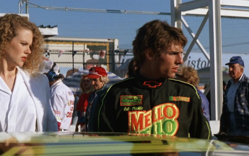 Chevrolet, Winston, Mello Yello in Days of Thunder (1)