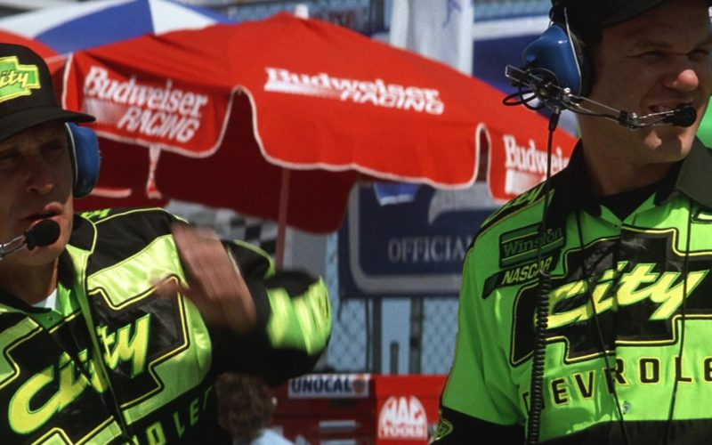 Chevrolet and Budweiser in Days of Thunder