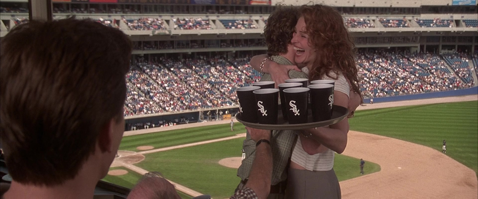 Chicago White Sox Baseball Team Cups Held By Julia Roberts In My Best Friend S Wedding 1997
