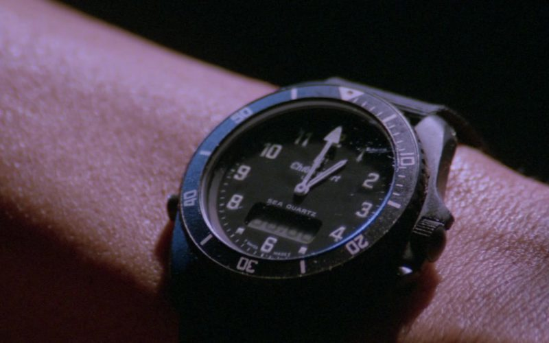 Chronosport UDT Type II Men's Wrist Watch Worn by Sylvester Stallone in Rambo 3 (3)
