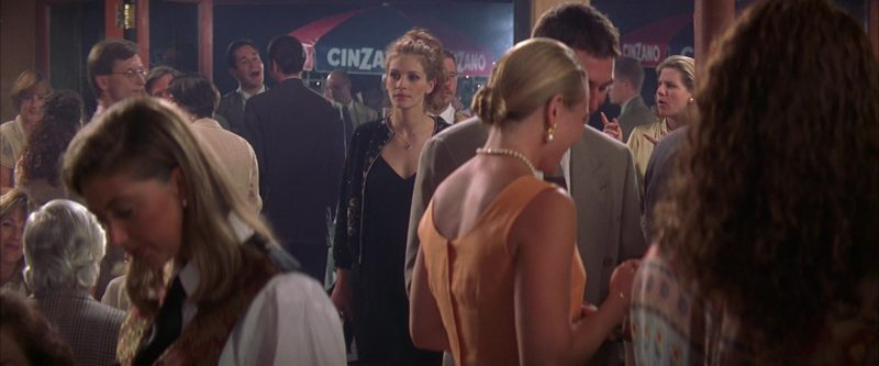 Cinzano in My Best Friend's Wedding (1997) - Movie Product Placement