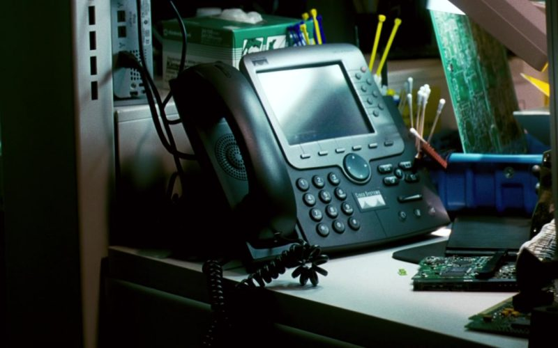 Cisco Systems Telephone in Mission Impossible III