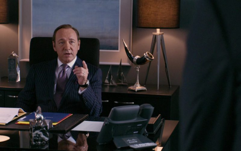 Cisco Telephone Used by Kevin Spacey in Horrible Bosses
