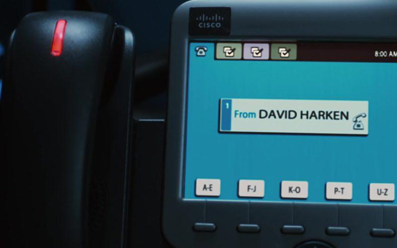 Cisco Telephone in Horrible Bosses