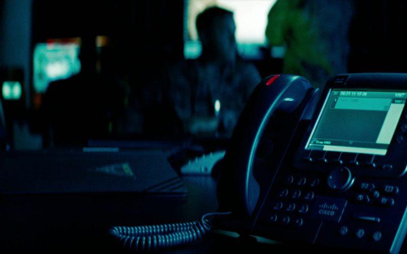 Cisco Telephone in Transformers