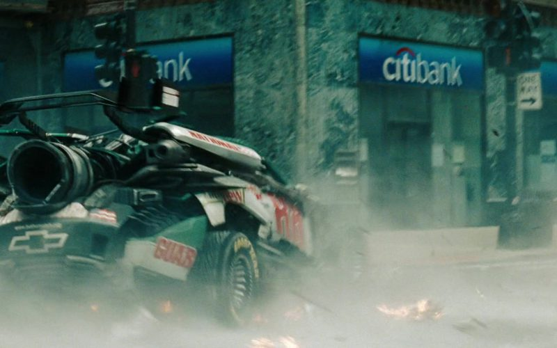 Citibank in Transformers
