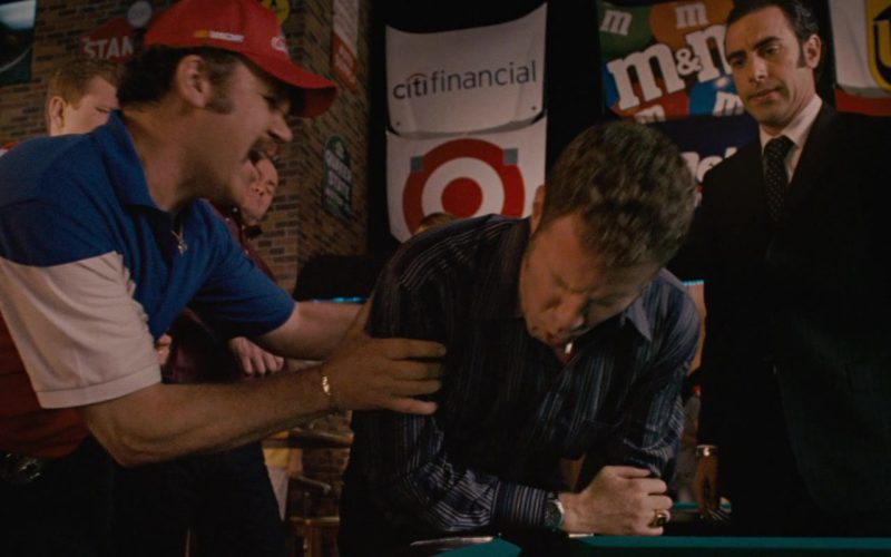 Citifinancial, M&M's, UPS in Talladega Nights