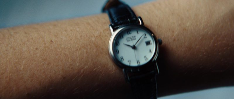 Citizen Women's Wrist Watch Worn by Jennifer Connelly in The Day the Earth Stood Still (2008) - Movie Product Placement