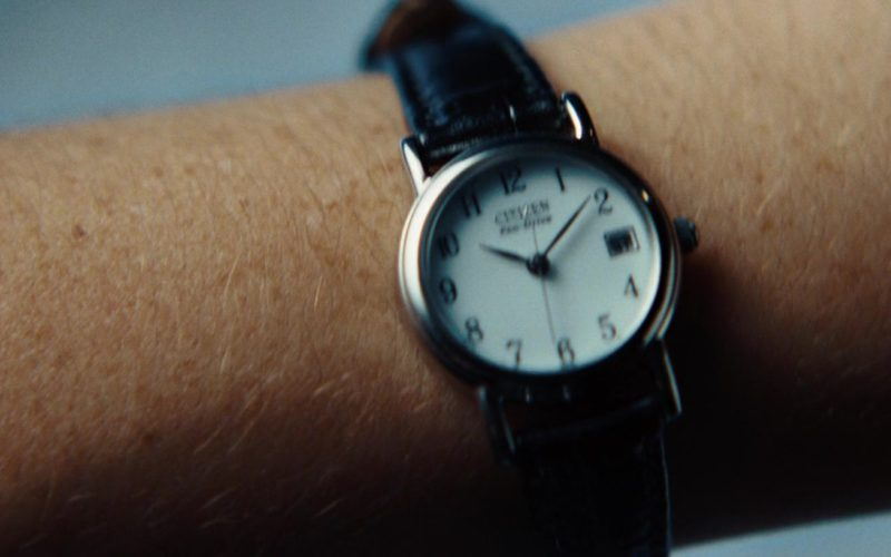 Citizen Women's Wrist Watch Worn by Jennifer Connelly in The Day the Earth Stood Still