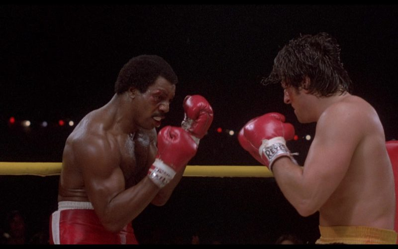 Cleto Reyes Boxing Gloves Worn by Sylvester Stallone (Rocky Balboa) in Rocky 2 (5)