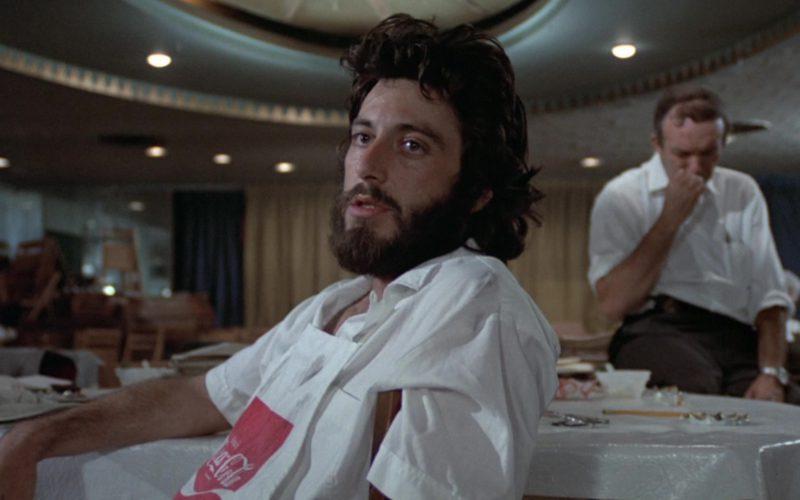 Coca-Cola Apron Worn by Al Pacino in Serpico (1)
