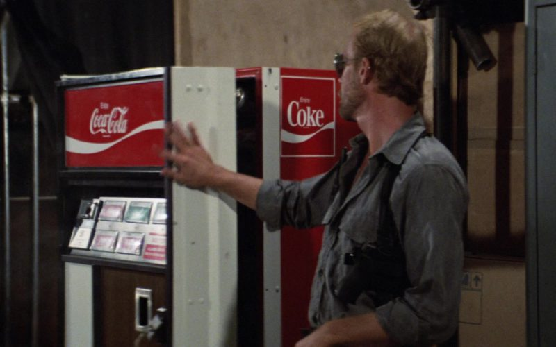 Coca-Cola Vending Machine Have a Coke in Rambo First Blood Part 2 (4)