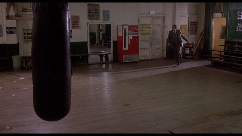 Coca-Cola Vending Machine in Rocky 2 (1979) - Movie Product Placement