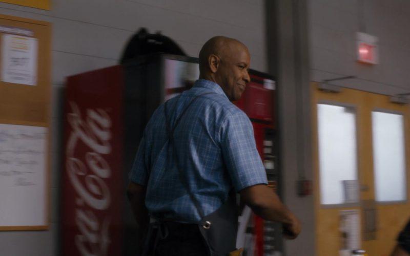 Coca-Cola Vending Machine in The Equalizer (1)