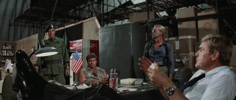 Coca-Cola in Rambo: First Blood Part 2 (1985) - Movie Product Placement