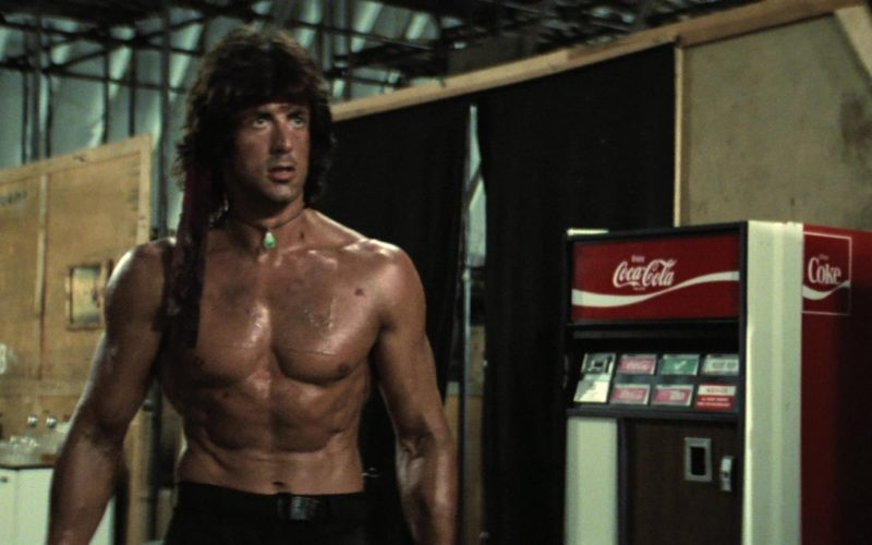 Coca-Cola in Rambo First Blood Part 2 (7)
