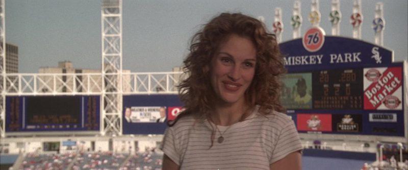 Comiskey Park Stadium, 76, Boston Market, Miller in My Best Friend's Wedding (1997) - Movie Product Placement