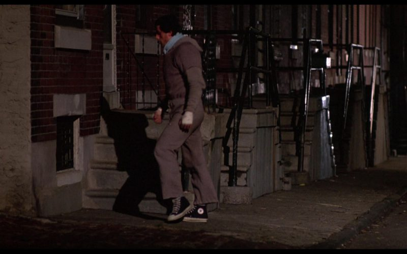 Converse Shoes Worn by Sylvester Stallone (Rocky Balboa) in Rocky (1)