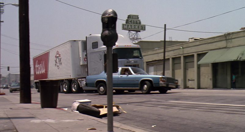 Coors Beer Truck in Stop! Or My Mom Will Shoot (1992) - Movie Product Placement