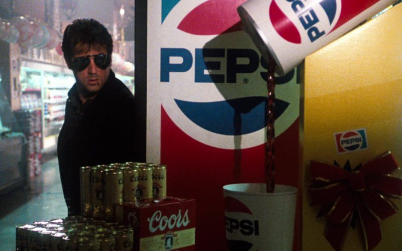 Coors Beer and Pepsi in Cobra (2)