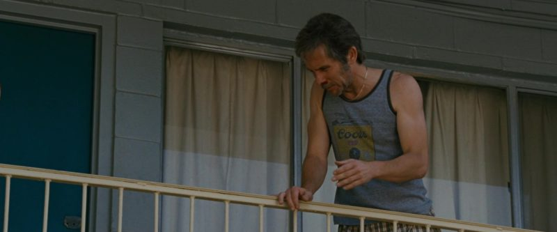 Coors T-Shirt Worn by Gary Cole in Talladega Nights: The Ballad of Ricky Bobby (2006) Movie Product Placement