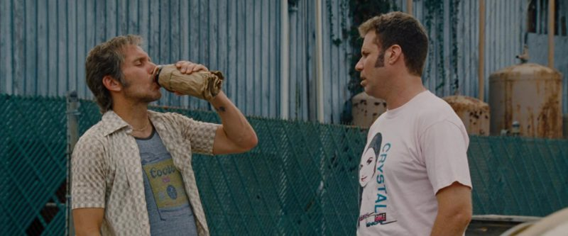 Coors T-Shirt Worn by Gary Cole in Talladega Nights: The Ballad of Ricky Bobby (2006) - Movie Product Placement