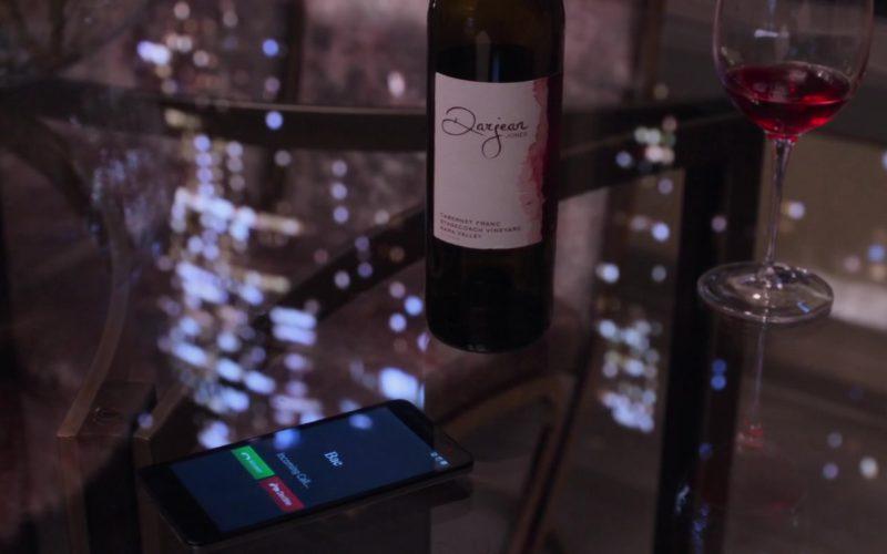 Darjean Jones Cabernet Franc Stagecoach Vineyard Napa Valley Wine in Nobody's Fool (2)