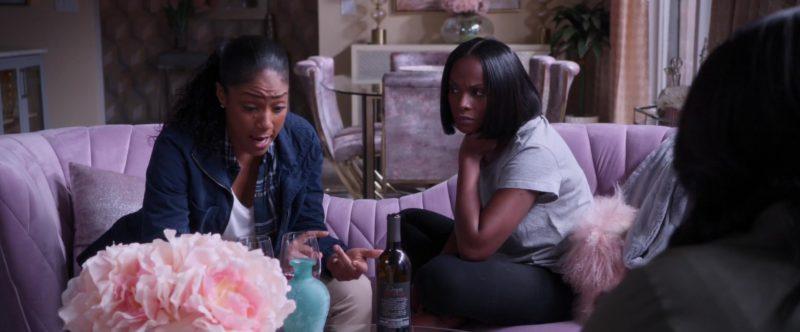 Darjean Jones Wine Bottles in Nobody's Fool (2018) - Movie Product Placement