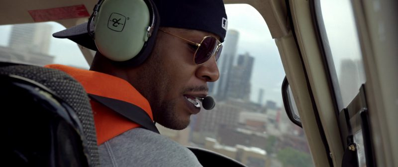 David Clark Helicopter Headset Used by Kid Cudi in Need for Speed (2014) - Movie Product Placement