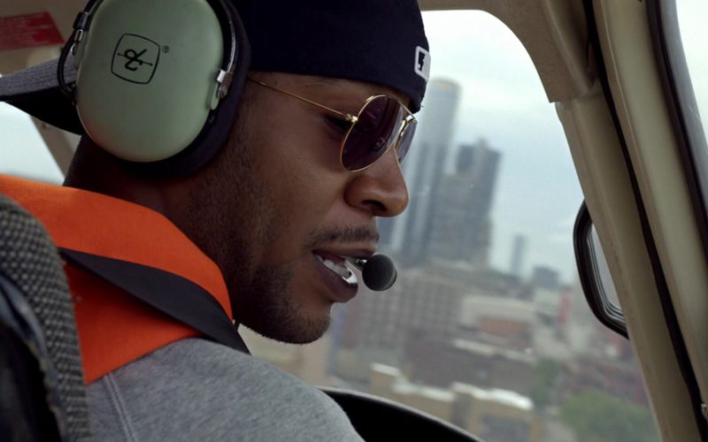 David Clark Headset Used by Kid Cudi in Need for Speed (1)