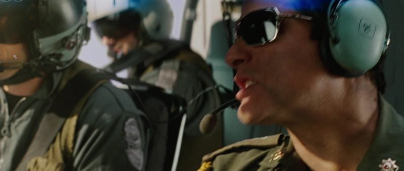David Clark Headsets in The A-Team (2010) Movie Product Placement
