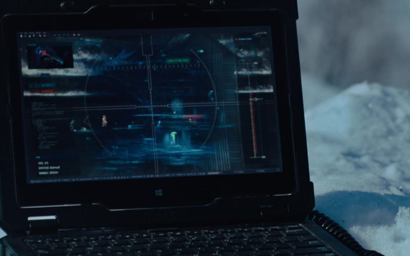 Dell Microsoft Windows Laptop in The Girl in the Spider's Web (1)