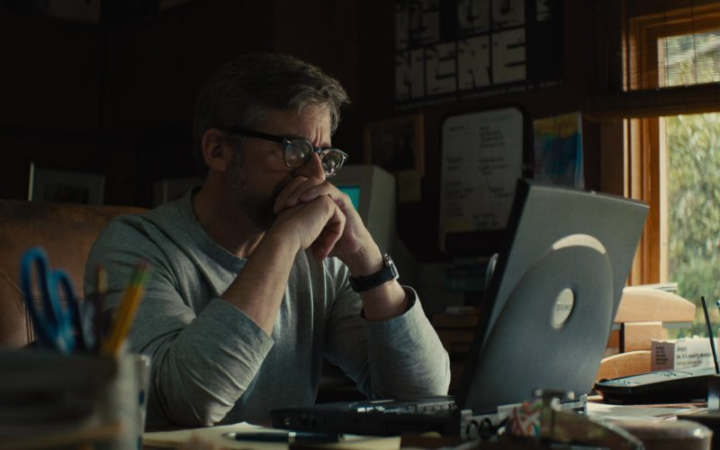 Dell Notebook Used by Steve Carell in Beautiful Boy (1)